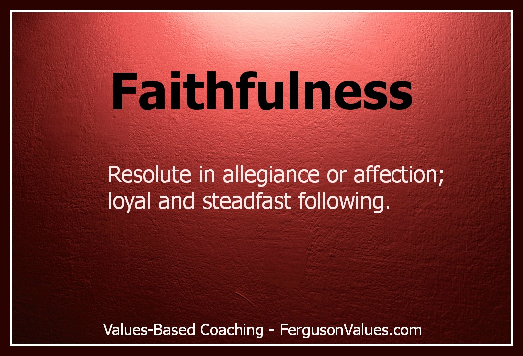 Faithfulness Quote 2 Picture Quote #1