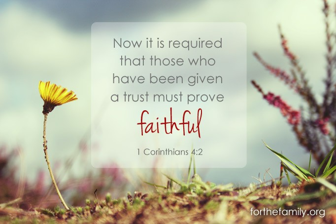 Faithfulness Quote 6 Picture Quote #1