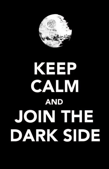 Dark Side Quote 11 Picture Quote #1