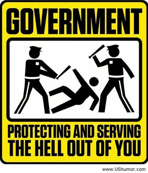 Government Protection Quote 1 Picture Quote #1