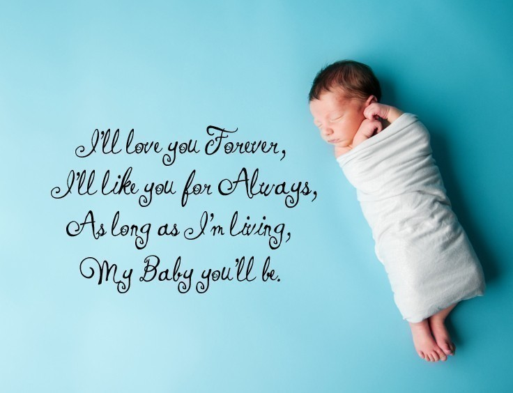 Baby Love Quote 1 Picture Quote #1