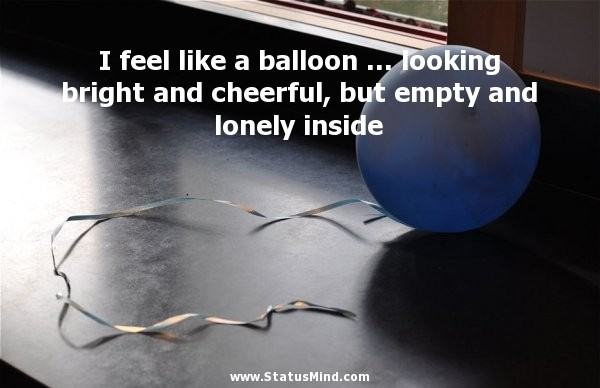 Feeling Empty Inside Quote 3 Picture Quote #1