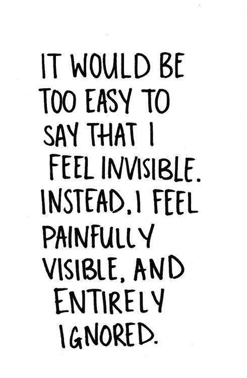 Invisible Quote 1 Picture Quote #1