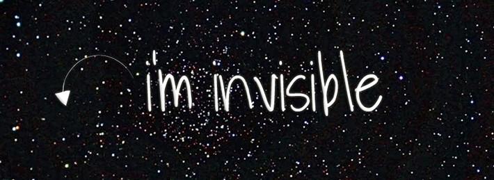 Im Invisible Quote 2 Picture Quote #1
