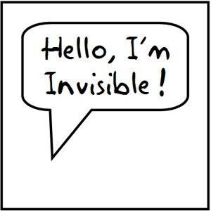 Invisible Quote 8 Picture Quote #1