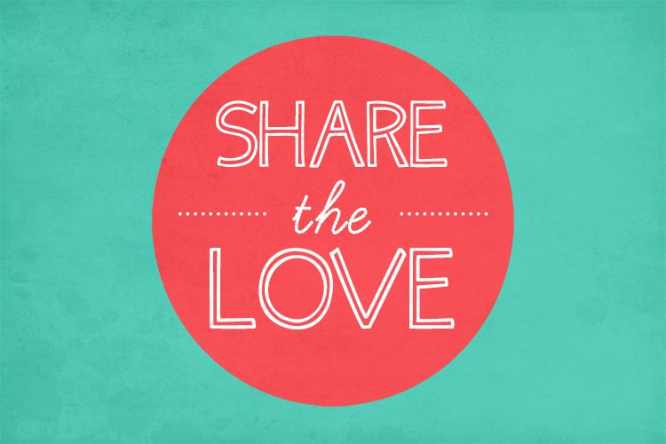 Love Share Quote 1 Picture Quote #1