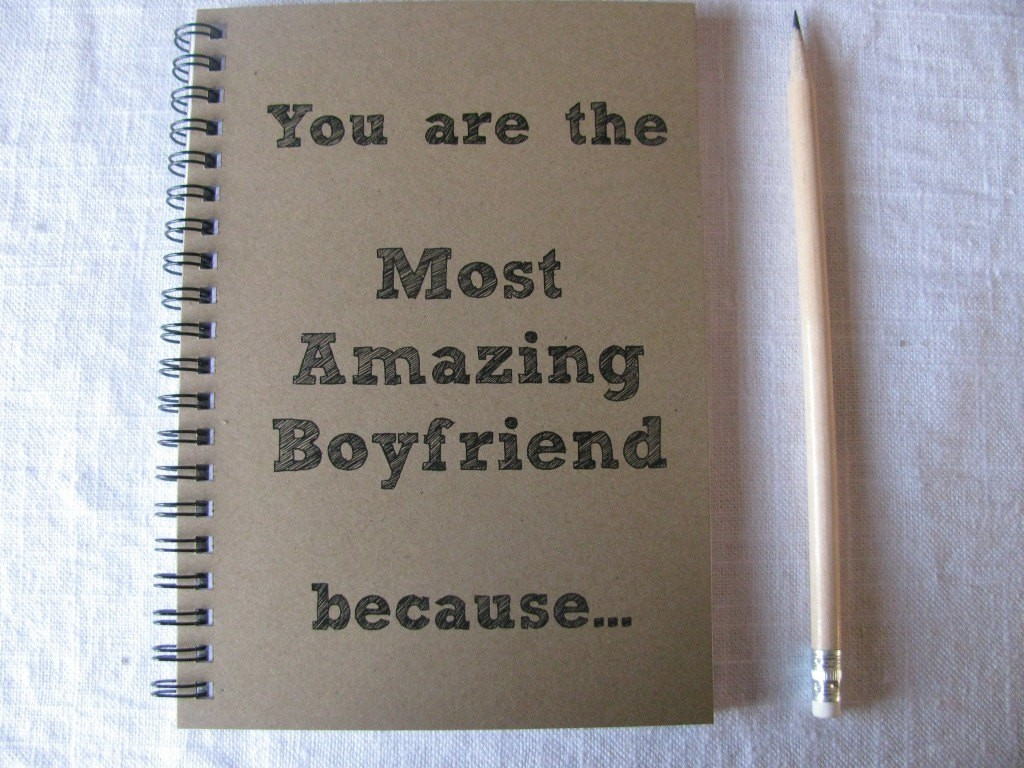 Amazing Boyfriend Quote 2 Picture Quote #1