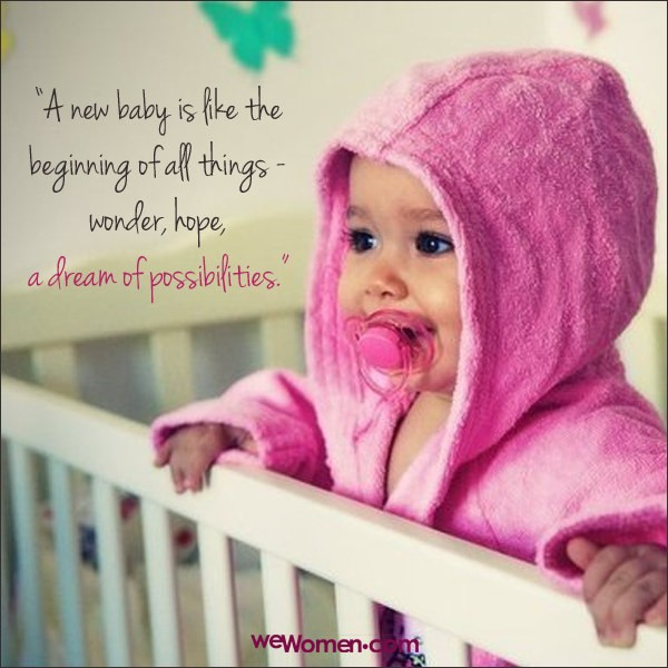 New Mom Quote 2 Picture Quote #1