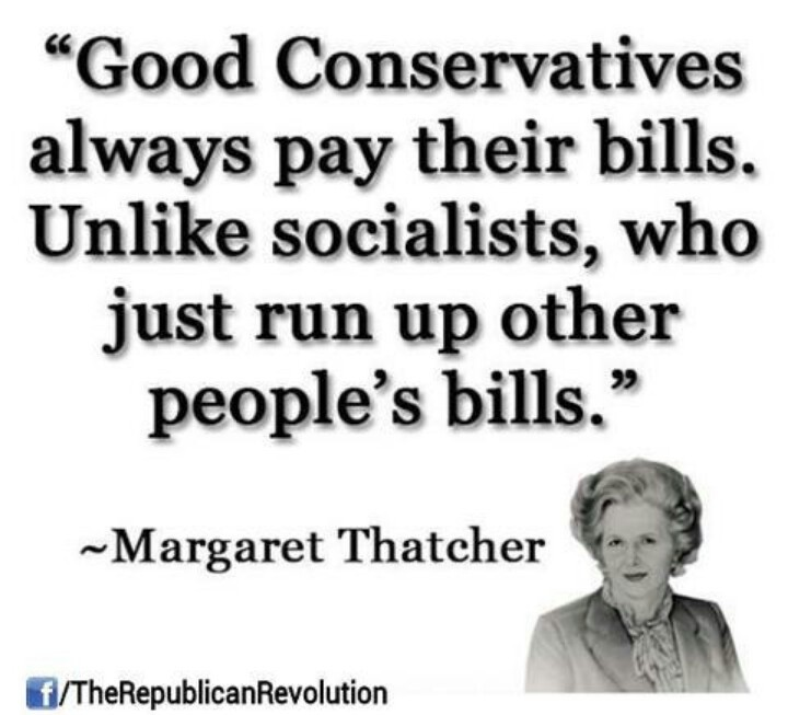 Conservative Quote 2 Picture Quote #1