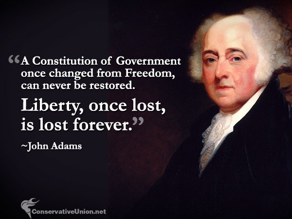 Conservative Quote 15 Picture Quote #1