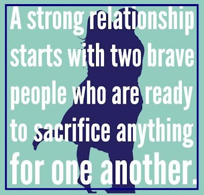 Strong Love Quote 1 Picture Quote #1