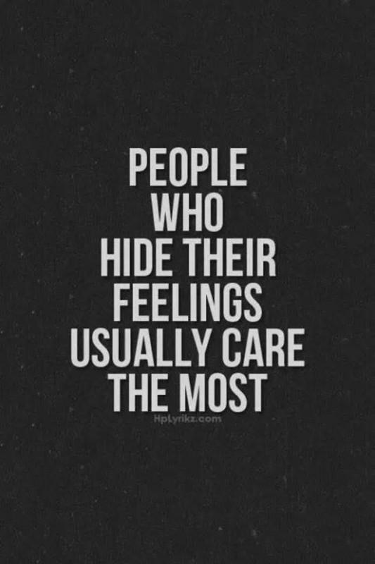Hiding Quote 1 Picture Quote #1