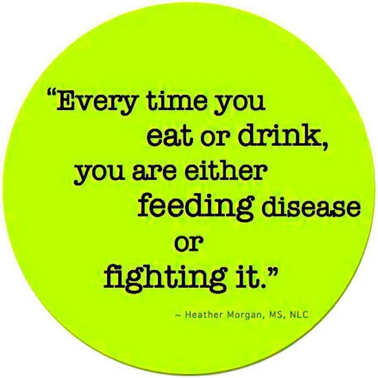 Healthy Living Quote 5 Picture Quote #1