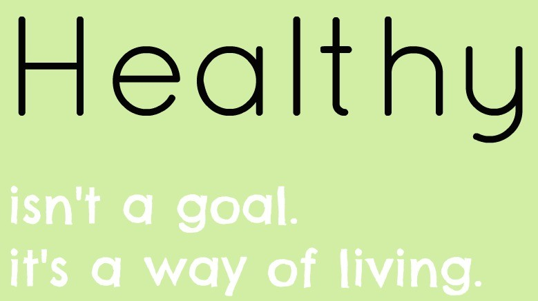 Healthy Living Quote 9 Picture Quote #1