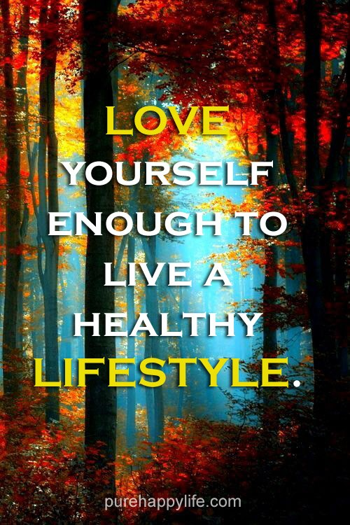 Healthy Living Quote 11 Picture Quote #1