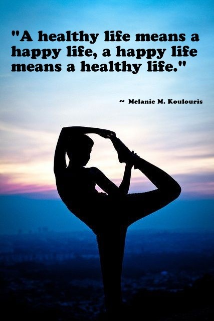 Healthy Living Quote 14 Picture Quote #1