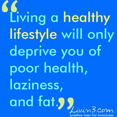 Healthy Living Quote 15 Picture Quote #1
