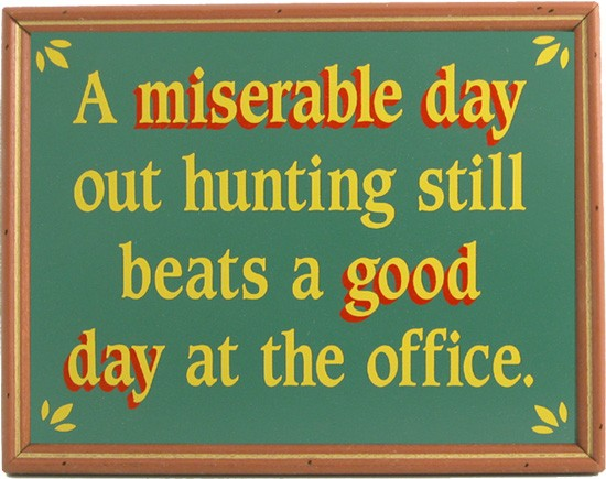 Funny Hunting Quote 8 Picture Quote #1