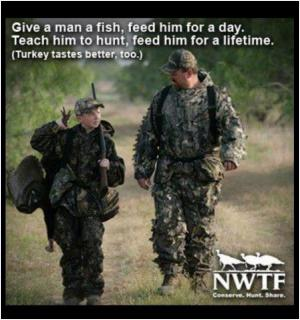 Funny Hunting Quote Quote Number 664983 Picture Quotes
