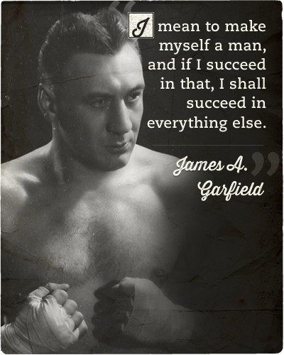 Being A Man Quote 3 Picture Quote #1