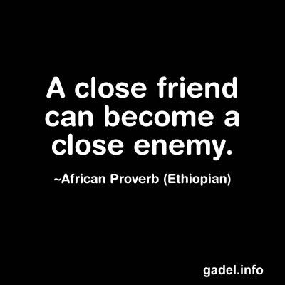 Bad Friendship Quote 2 Picture Quote #1