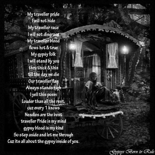 Gypsy Quote 3 Picture Quote #1