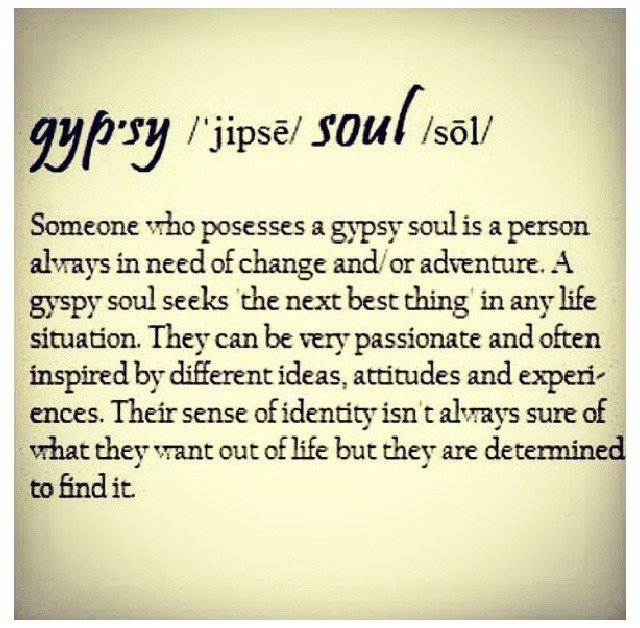 Gypsy Quote 5 Picture Quote #1