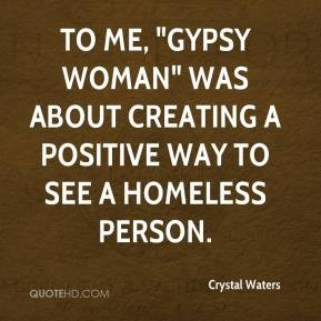 Gypsy Quote 8 Picture Quote #1