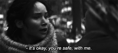 Katniss Everdeen Catching Fire Quote 2 Picture Quote #1