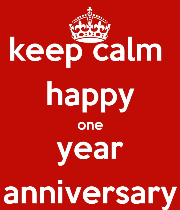 One year anniversary quotes sayings