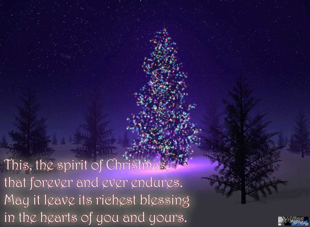 Christmas Greetings Quote 1 Picture Quote #1