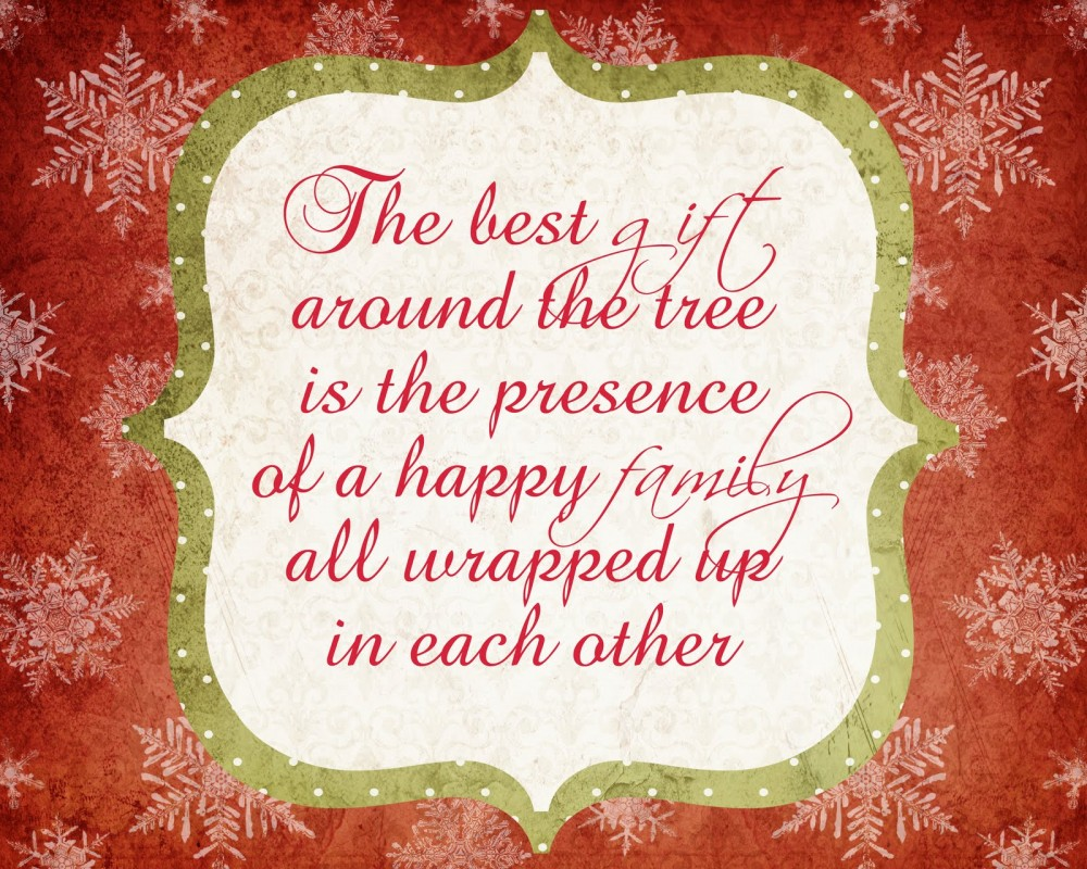 Christmas Greetings Quote 4 Picture Quote #1