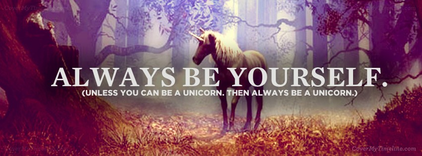 Funny Unicorn Quote 3 Picture Quote #1