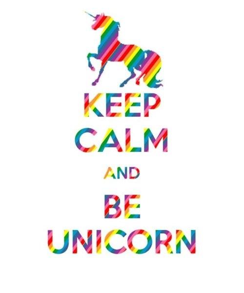 Unicorn Quote 7 Picture Quote #1