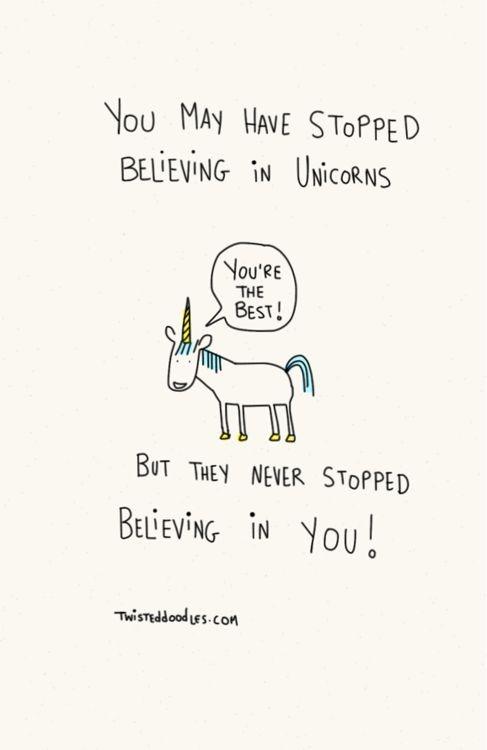Unicorn Quote 16 Picture Quote #1