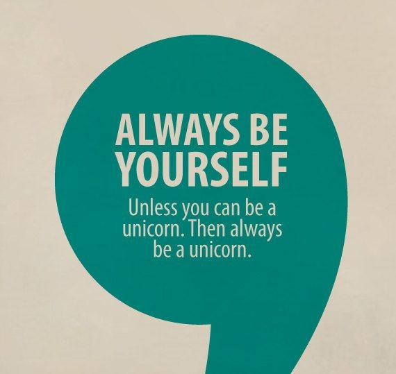 Funny Unicorn Quote 4 Picture Quote #1