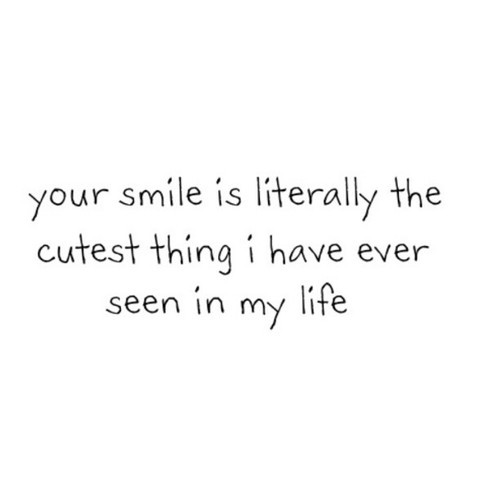 Your Smile Quote 2 Picture Quote #1