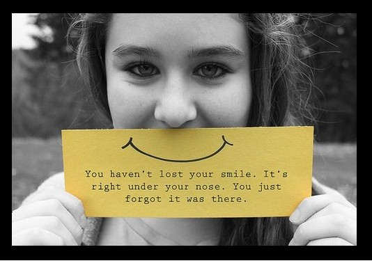 Your Smile Quote 1 Picture Quote #1