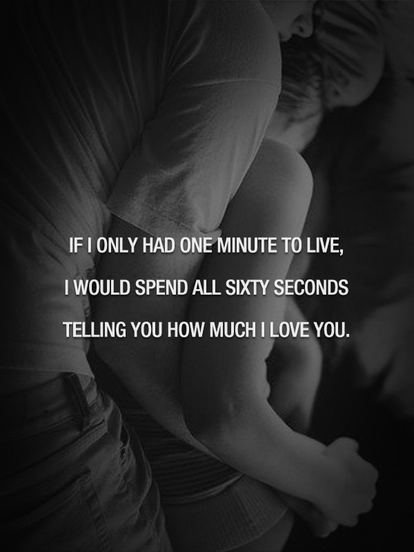 if you only knew how much i love you quote 4 picture quote 1