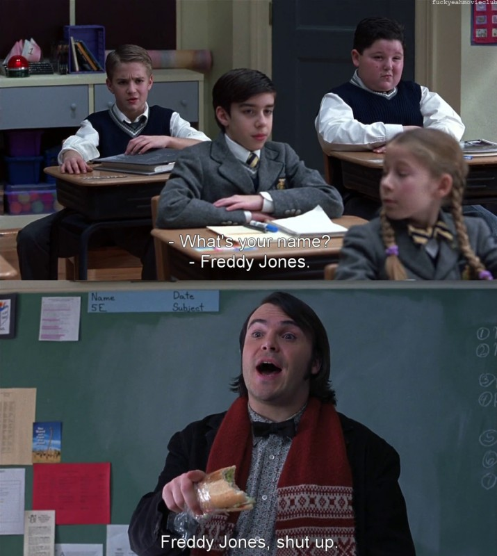 School Of Rock Quote 4 Picture Quote #1