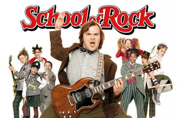 School Of Rock Quote 5 Picture Quote #1