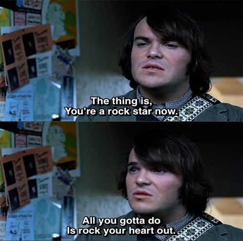 School Of Rock Quote 7 Picture Quote #1
