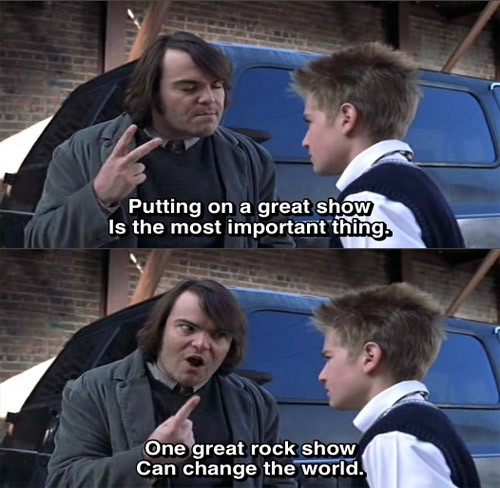 School Of Rock Quote 8 Picture Quote #1