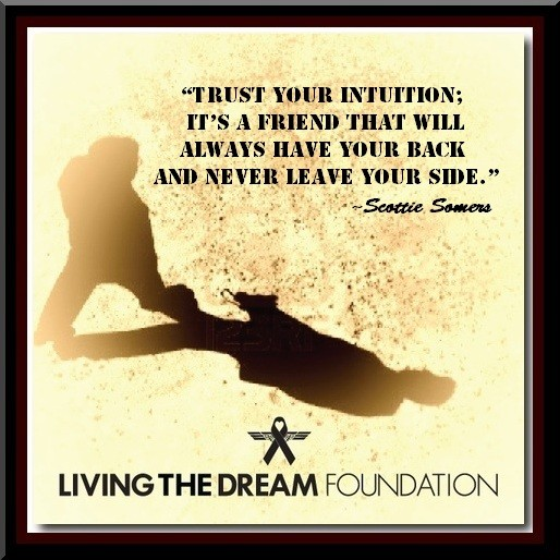Trust Your Intuition Quote 4 Picture Quote #1