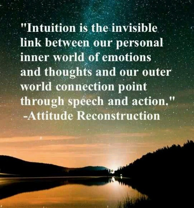 Intuition Quote 4 Picture Quote #1
