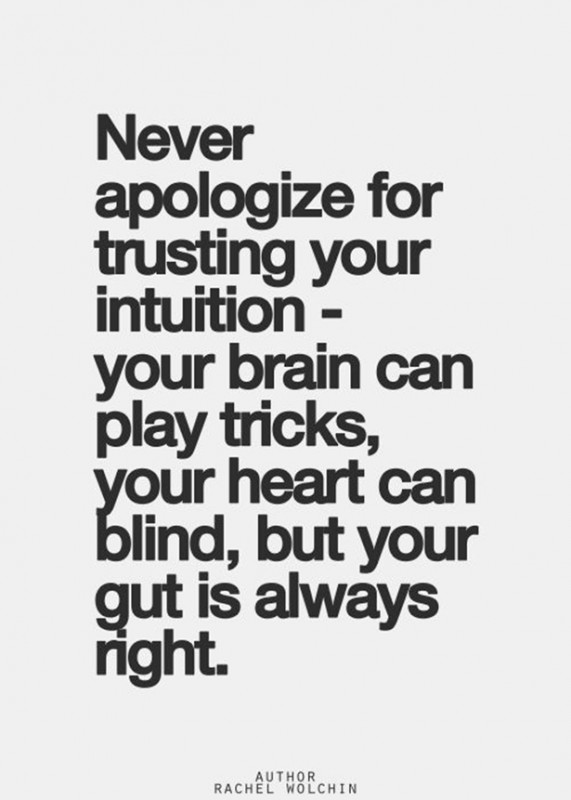 Intuition Quote 5 Picture Quote #1
