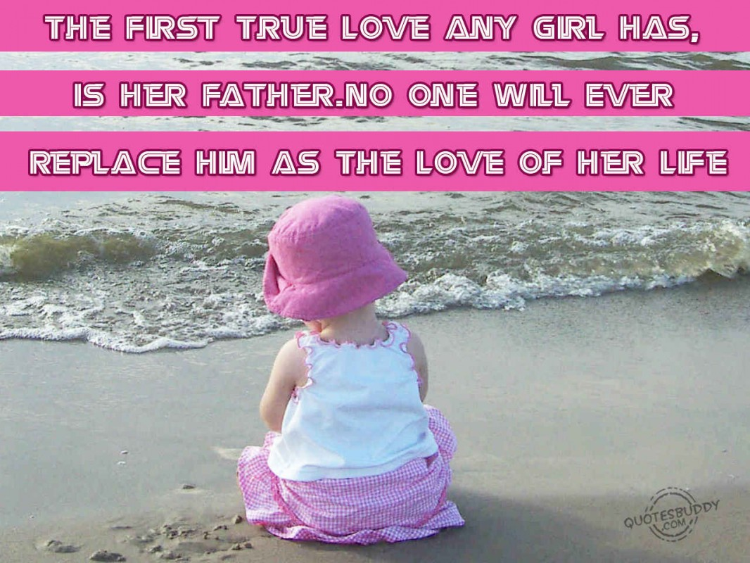 Daddy Daughter Quote 2 Picture Quote #1