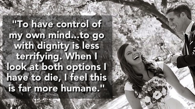 Brittany Maynard Death With Dignity Quote 1 Picture Quote #1