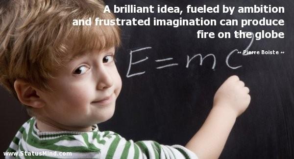 Brilliant Quote 3 Picture Quote #1