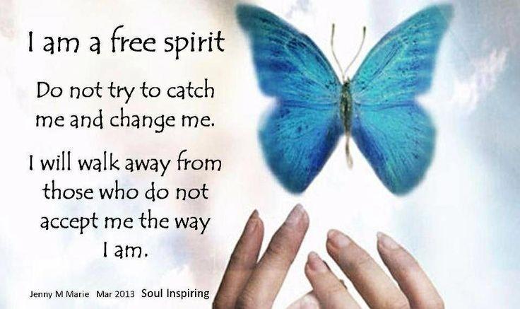 Free Spirit Quotes & Sayings